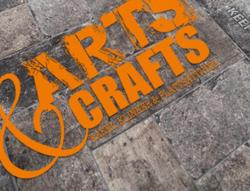 Arts & Crafts: nu släpps den nya hemsidan