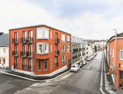 Exklusiva lägenheter i centrala Karlshamn
