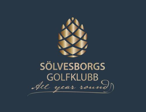 Ny logotyp till Sölvesborgs Golfklubb