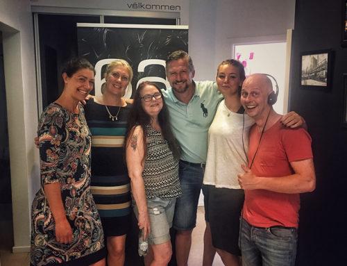 Radioreklam om handeln i Sölvesborg – ett unikt samarbete mellan bank, kommun och handelsförening