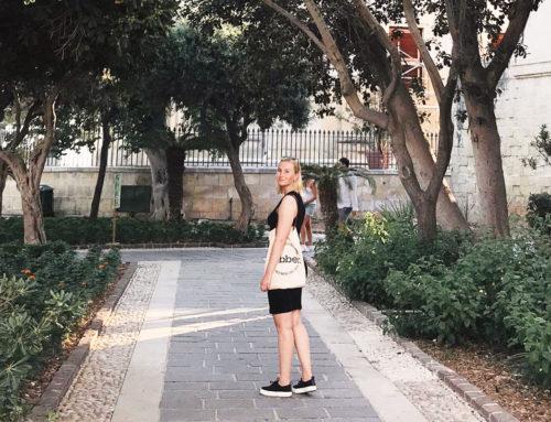 Tove rapporterar från Malta